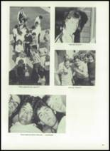 1983 Immaculate Conception High School Yearbook Page 64 & 65
