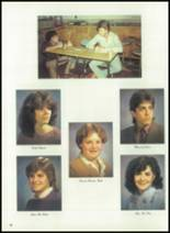 1983 Immaculate Conception High School Yearbook Page 66 & 67