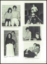 1983 Immaculate Conception High School Yearbook Page 70 & 71