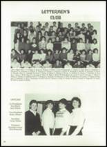 1983 Immaculate Conception High School Yearbook Page 80 & 81