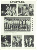 1983 Immaculate Conception High School Yearbook Page 94 & 95