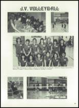 1983 Immaculate Conception High School Yearbook Page 96 & 97