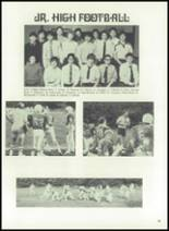 1983 Immaculate Conception High School Yearbook Page 98 & 99