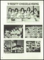 1983 Immaculate Conception High School Yearbook Page 100 & 101