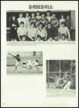 1983 Immaculate Conception High School Yearbook Page 102 & 103
