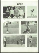 1983 Immaculate Conception High School Yearbook Page 104 & 105