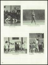 1983 Immaculate Conception High School Yearbook Page 110 & 111