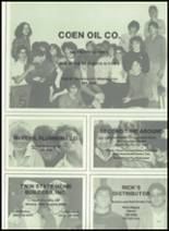 1983 Immaculate Conception High School Yearbook Page 114 & 115