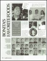 1997 Bonita High School Yearbook Page 78 & 79