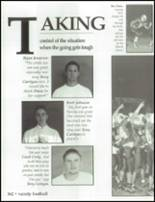 1997 Bonita High School Yearbook Page 166 & 167