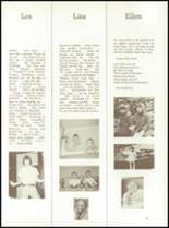 1977 Winchester Thurston High School Yearbook Page 62 & 63