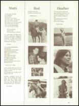1977 Winchester Thurston High School Yearbook Page 72 & 73