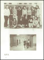 1977 Winchester Thurston High School Yearbook Page 116 & 117