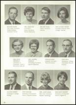 1967 Mt. Healthy High School Yearbook Page 14 & 15