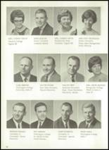 1967 Mt. Healthy High School Yearbook Page 16 & 17