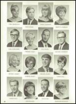 1967 Mt. Healthy High School Yearbook Page 24 & 25