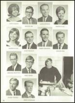 1967 Mt. Healthy High School Yearbook Page 28 & 29