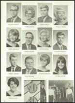 1967 Mt. Healthy High School Yearbook Page 34 & 35