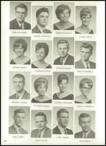 1967 Mt. Healthy High School Yearbook Page 38 & 39