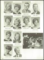 1967 Mt. Healthy High School Yearbook Page 40 & 41