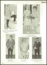 1967 Mt. Healthy High School Yearbook Page 54 & 55