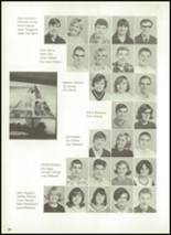 1967 Mt. Healthy High School Yearbook Page 64 & 65