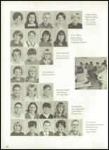 1967 Mt. Healthy High School Yearbook Page 66 & 67