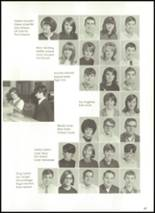 1967 Mt. Healthy High School Yearbook Page 70 & 71