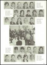 1967 Mt. Healthy High School Yearbook Page 84 & 85