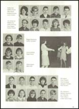 1967 Mt. Healthy High School Yearbook Page 98 & 99