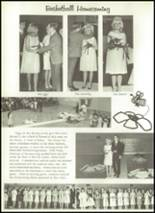 1967 Mt. Healthy High School Yearbook Page 110 & 111