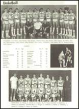1967 Mt. Healthy High School Yearbook Page 126 & 127