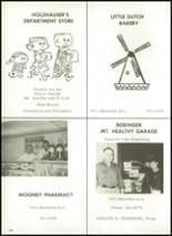 1967 Mt. Healthy High School Yearbook Page 176 & 177