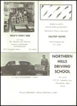 1967 Mt. Healthy High School Yearbook Page 198 & 199