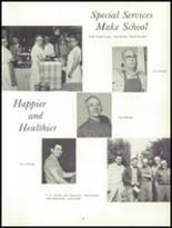 1961 Haven High School Yearbook Page 10 & 11