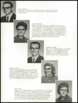1961 Haven High School Yearbook Page 14 & 15