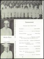1961 Haven High School Yearbook Page 24 & 25