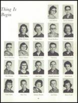1961 Haven High School Yearbook Page 34 & 35