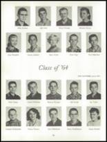 1961 Haven High School Yearbook Page 36 & 37
