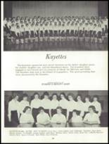 1961 Haven High School Yearbook Page 54 & 55