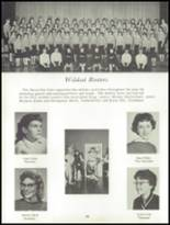 1961 Haven High School Yearbook Page 56 & 57