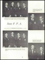 1961 Haven High School Yearbook Page 58 & 59