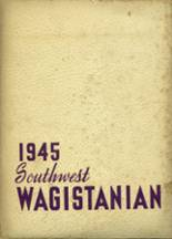1945 Yearbook Southwest High School